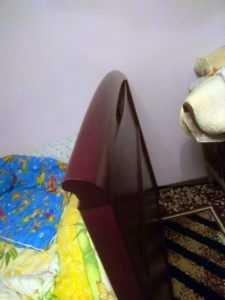 Поручень кровати