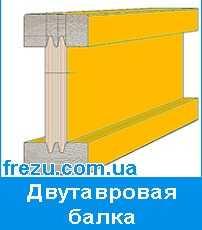 Фрезы для изготовления двутавровой балки