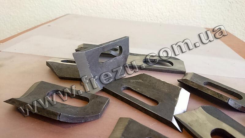 Ножи для круглопалочного станка КПА 20-50
