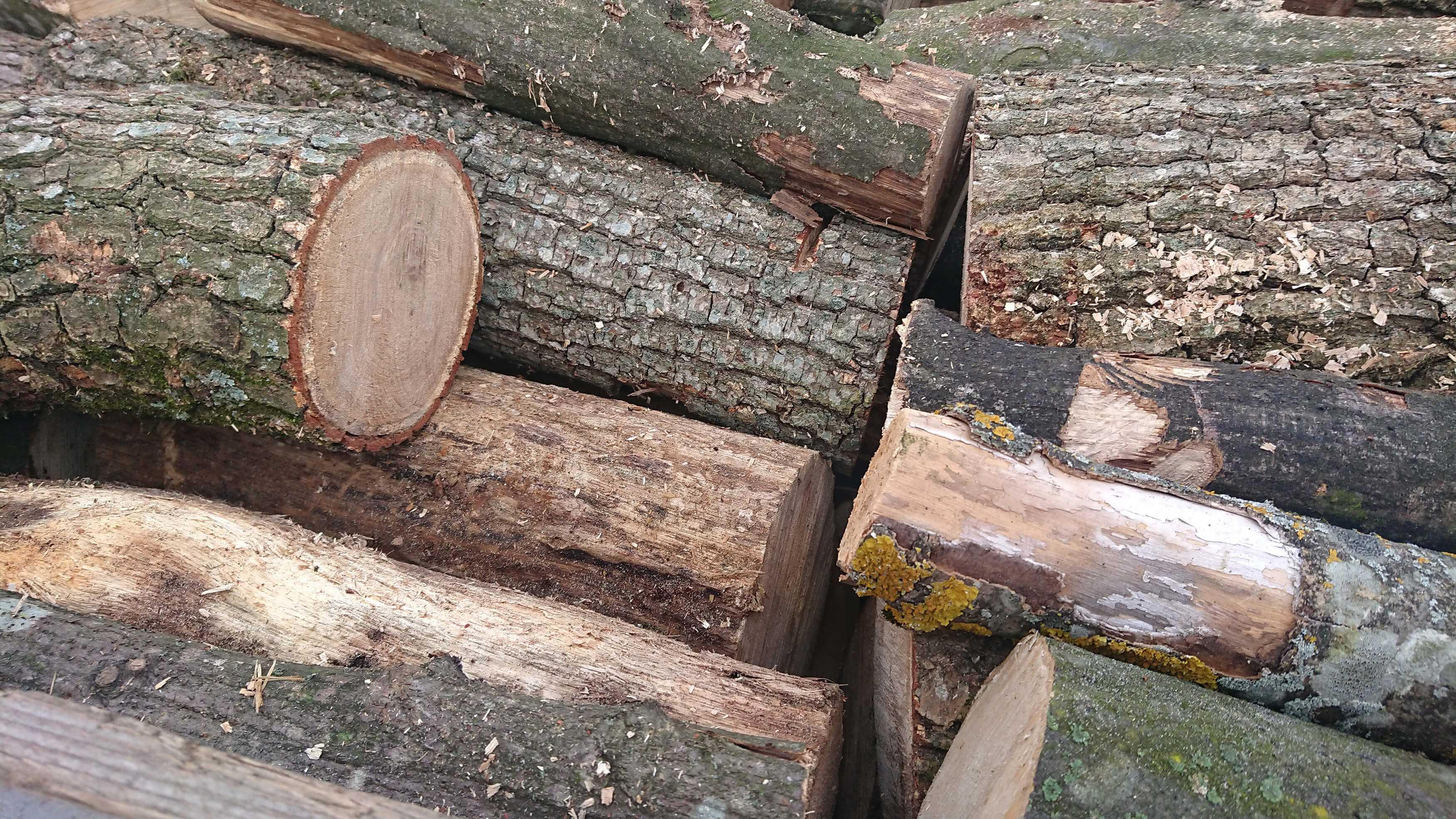 Дрова твердых пород дерева в Каменце-Подольском